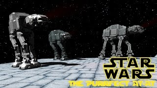 getlinkyoutube.com-Star Wars: The AT-AT (Imperial Walker) in Space Engineers