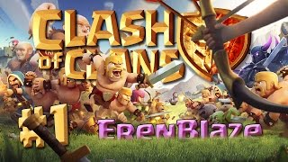 getlinkyoutube.com-UN NUOVO VILLAGGIO - Clash of Clans ITA #1