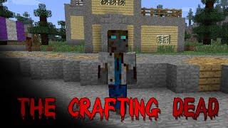getlinkyoutube.com-Minecraft The Crafting Dead - لحد يسوي زي ياسر
