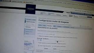 getlinkyoutube.com-Abrir puertos router telefonica de imagenio