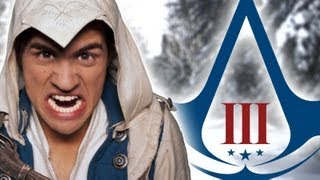 flushyoutube.com-ULTIMATE ASSASSIN'S CREED 3 SONG [Music Video]