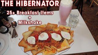 getlinkyoutube.com-Massive Hibernator English Breakfast Challenge!!