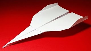 getlinkyoutube.com-How to make a Paper Airplane - BEST Paper Planes in the World - Paper Airplanes that FLY FAR | Grey