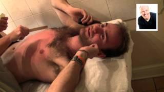 getlinkyoutube.com-Waxing/Shaving for Leukaemia and Lymphoma Research