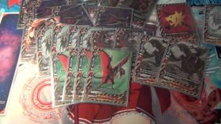 getlinkyoutube.com-Buddyfight Danger World Duel Dragons Deck