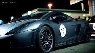 Lamborghini Gallardo UR TT Top Speed (405 km/h) (251 mph)