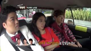 """현장토크쇼 TAXI - """"Talkshow Taxi"""" Ep.270: 박신혜의 남자들?! 장근석, 정용화 스캔들에 대한 진실은?"""