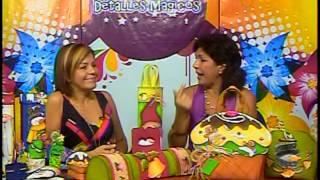 getlinkyoutube.com-Detalles Magicos con MimiLuna invitada Raiza Hernandez Foamy 2013 parte 1