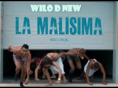 La Malisima de Wilo D New Letra y Video