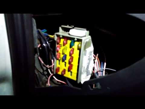 Неработает свет габаритов и панель приборов Dodge neon 2,Plymauth neon,ЧИТАЙ ОПИСАНИЕ!!!!