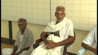 Tamaraikulam Elder's Village - Help Age India Part 3