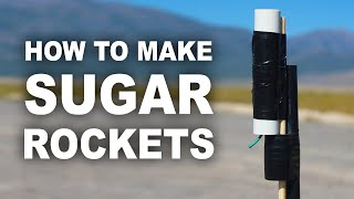 getlinkyoutube.com-How To Make Sugar Rockets
