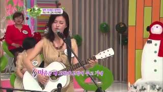 북한 예술 선전대 출신 탈북미녀 조희영의 감동 무대_채널A_이만갑 54회