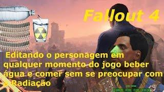 getlinkyoutube.com-Fallout 4 Dicas - como Editar o personagem a qualquer momento beber água e comer sem radiação