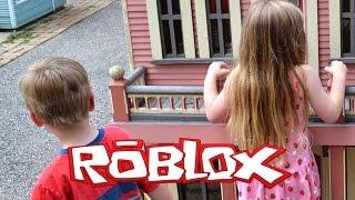 getlinkyoutube.com-Roblox: TINY TOWN
