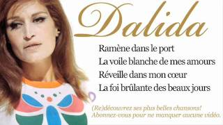 getlinkyoutube.com-Dalida - Madona - Paroles (Lyrics)