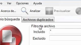 getlinkyoutube.com-Como eliminar archivos duplicados de una PC (como musicas, fotos, videos y archivos)
