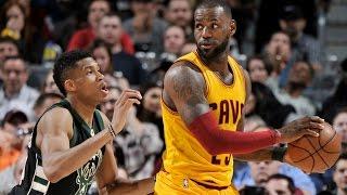 getlinkyoutube.com-LeBron James Displays His Arsenal of Skills, 24/6/10 at Home | 02.27.17