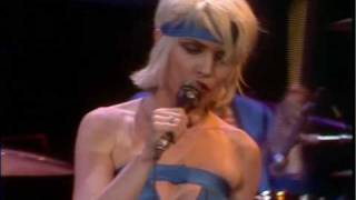 getlinkyoutube.com-Blondie. Heart of Glass at The Midnight Special
