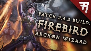 getlinkyoutube.com-Diablo 3 2.4.2 Wizard Build: Firebird Archon GR 95+ (Guide)