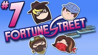 getlinkyoutube.com-Fortune Street: Head in the Clouds - PART 7 - Steam Rolled