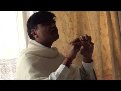 Pujya Nirmal Sagarji Mahavir Foundation London 11042014 am 1 3