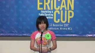 Erican Cup 2007 - Shirlyn Sim Xu Ling (Erican Kulai)