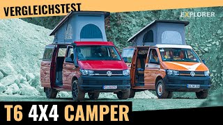 getlinkyoutube.com-VW T6 Allrad Camper Vergleich ■ EXPLORER Magazin