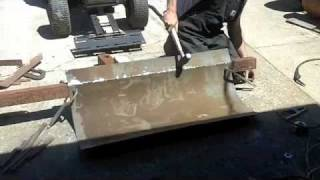 getlinkyoutube.com-Building a Home Made Snow Plow 3