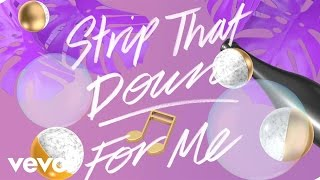Liam Payne   Strip That Down (Lyric Video) Ft. Quavo