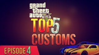 getlinkyoutube.com-GTA 5 Paint Jobs - Ironman, Seahawks, and Electric! Paint Jobs Top 5 Customs (GTA 5 Rare)