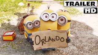 getlinkyoutube.com-LOS MINIONS Trailer 2015 Español