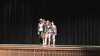 getlinkyoutube.com-K-pop Medley Dance - Talent Show