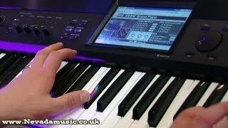 getlinkyoutube.com-Korg Krome Keyboard Demo at PMT