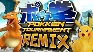 getlinkyoutube.com-Pokkén Tournament (PUNYASO Remix) | DUBSTEP
