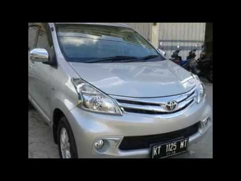 Dijual Toyota All New Avanza 1.3 Type G Silver Automatic 2013 Samarinda HP;085246902754