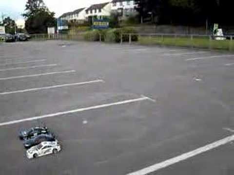 Где находится у Lancia Thema блок управления абс