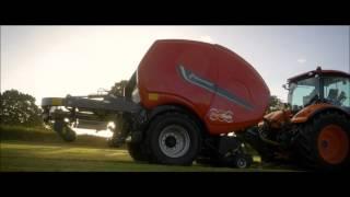 Kverneland FastBale – Non-stop grass to forage!