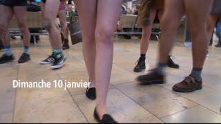 getlinkyoutube.com-No pants day 2016
