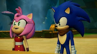 getlinkyoutube.com-Sonic Boom: Rise of Lyric Wii U - Part 10 - Ocean Purification Plant