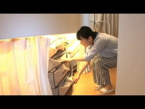 Japan's Micro Apartment Boom