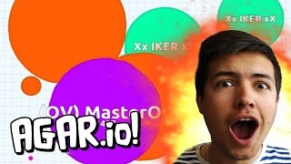 getlinkyoutube.com-Agario | IS THIS THE ONE?! | Epic Agar.io Gameplay (Agario Web Game)