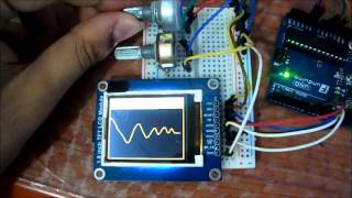 TFT 1.8 Inch LCD And Arduino