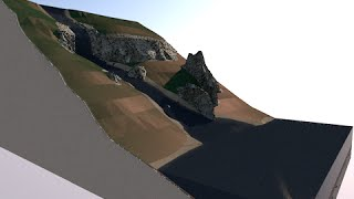 getlinkyoutube.com-Modeling a river in Archicad Part 3/3 (Rocky areas and Bedrock - Finishing the MAP)