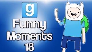 getlinkyoutube.com-Gmod Ep. 18 Sandbox (Pokemon Battle, Random Fun, Twerking)
