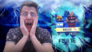 FIFA 16 : OMG MEIN BESTES TOTS PACK OPENING EVER!!! 95+ TOTS IM PACK!!!!