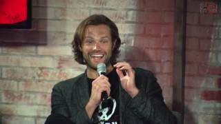 getlinkyoutube.com-Nerd HQ 2016: A Conversation with the Cast of Supernatural