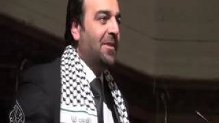 getlinkyoutube.com-كلمة العقيد ابو شهاب، الفنان السوري سامر المصري