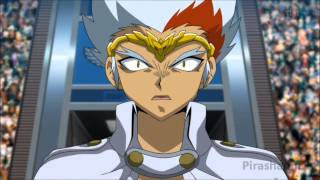 getlinkyoutube.com-Beyblade AMV: Killer Beafowl UW145EWD Vs Meteo L-Drago LW105LF