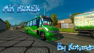 getlinkyoutube.com-MB BOXER | BETA | Euro truck simulator 2